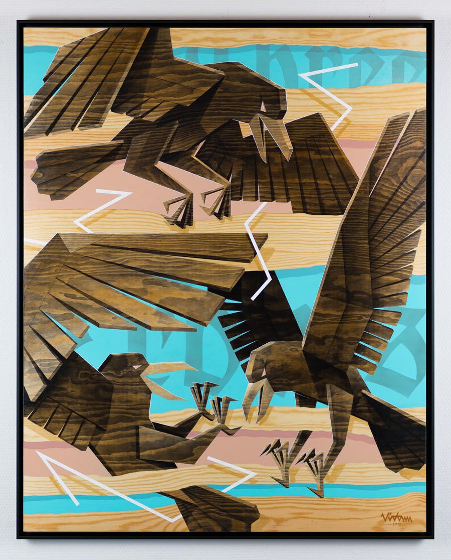 Vidam - Three Crows