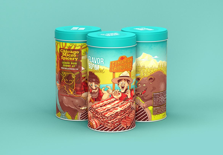 Vidam for Flavor Boom