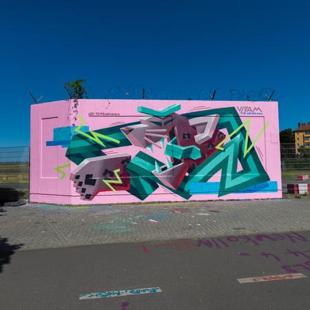 Tempelhof Mural