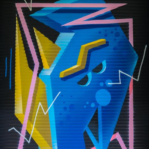 Rhino Mural