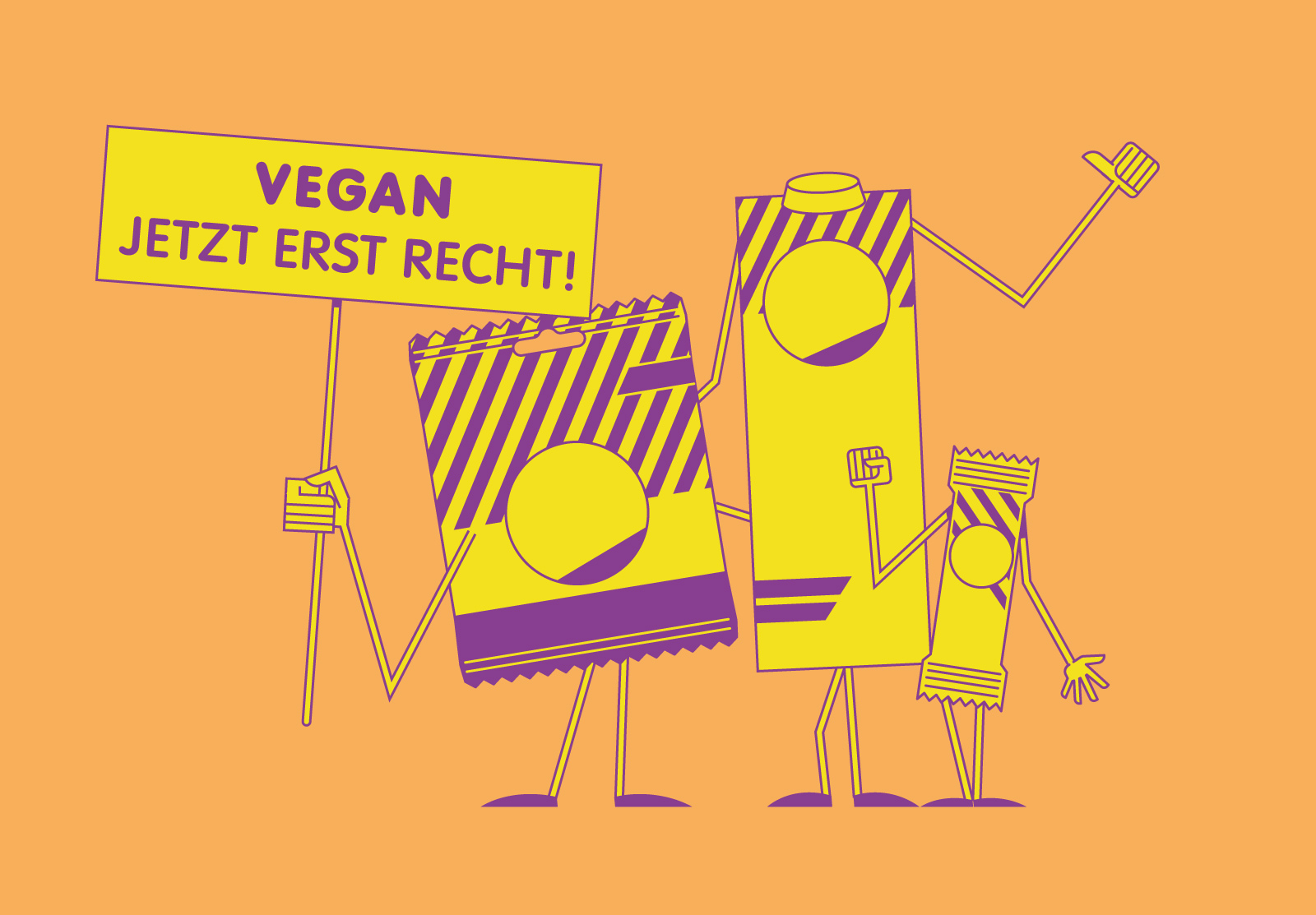 Vidam for Veganz