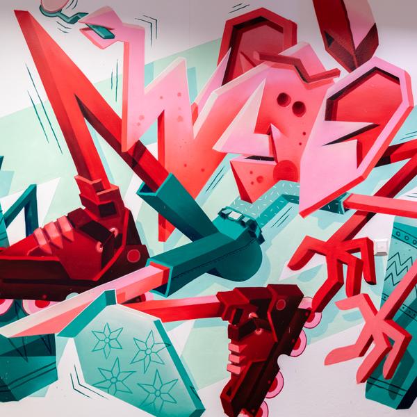 INIT Mural