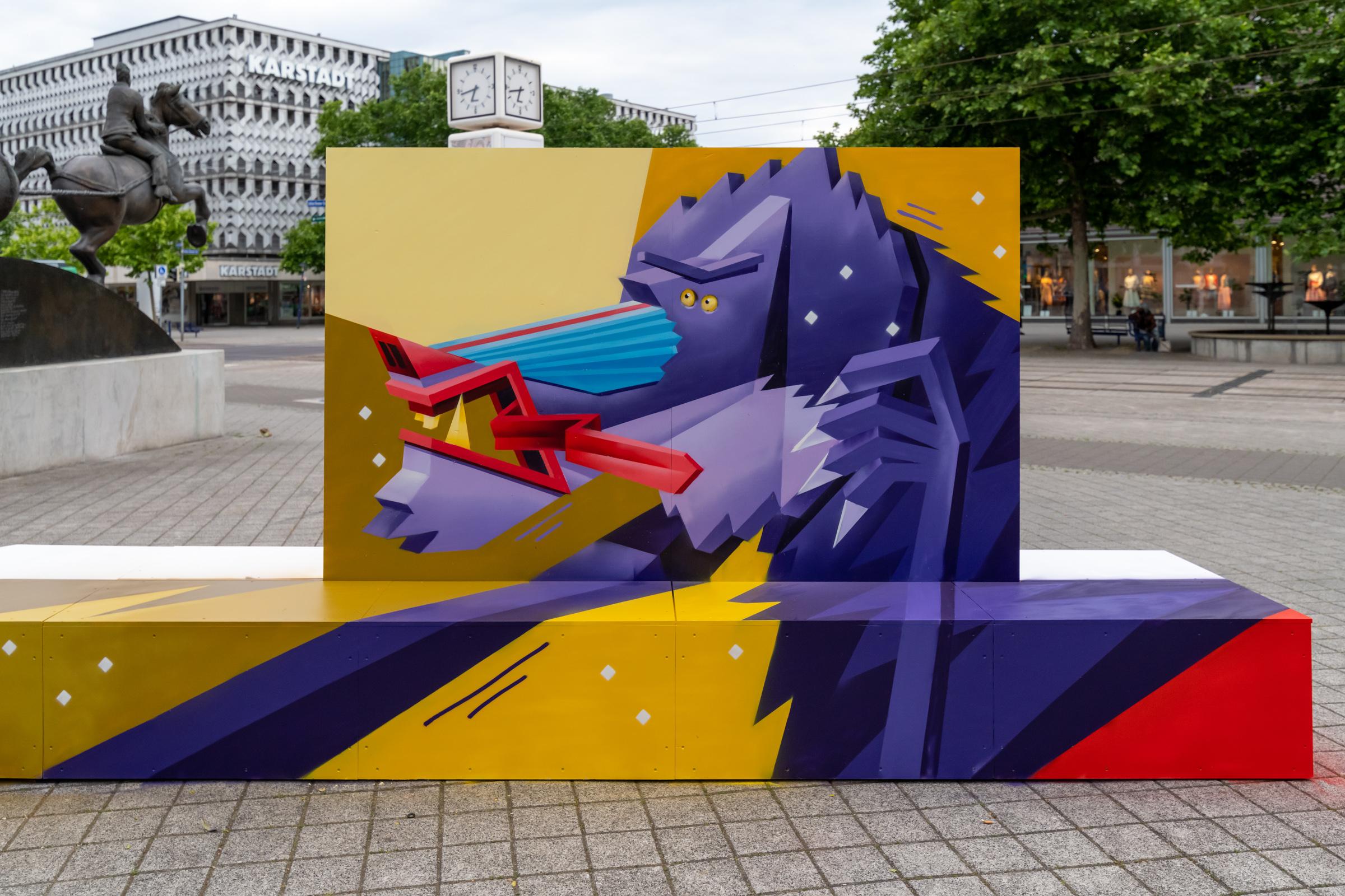 Vidam for Freiraumlabor Magdeburg